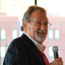 Mike Veeck the most ideal presenter